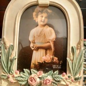 A Beautiful Antique Frame 1980